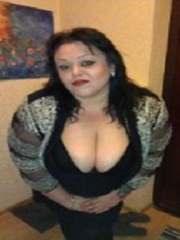 Prostitute Inessa in Newcastle