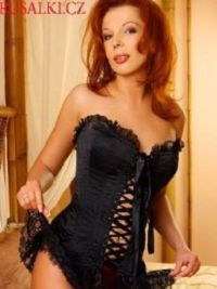 Escort Agatha in Madrid